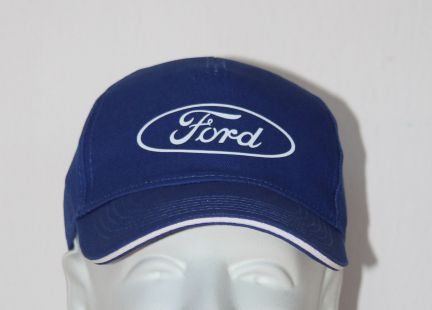 TS Cap Ford Blue-logo