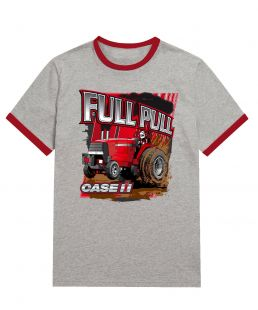 Case cap kids big red
