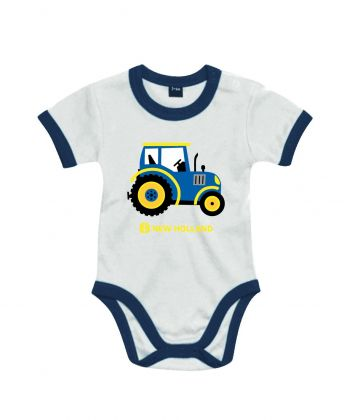 TS Baby Romper New Holland Factory