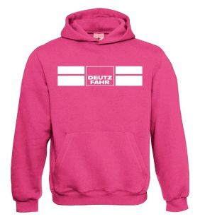 Case sweater hooded pink kids