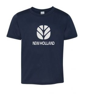 NH navy T-shirt Volw