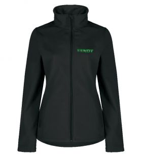 Fendt Soft Shell Dames jas