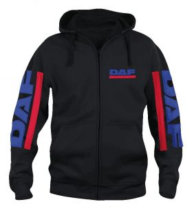 DAF Zipper Borduur Volw