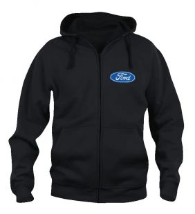 Ford zipper borduur kids