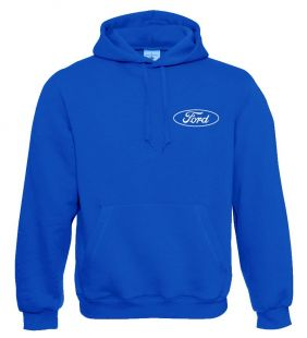 Ford Sweater Hooded Volw