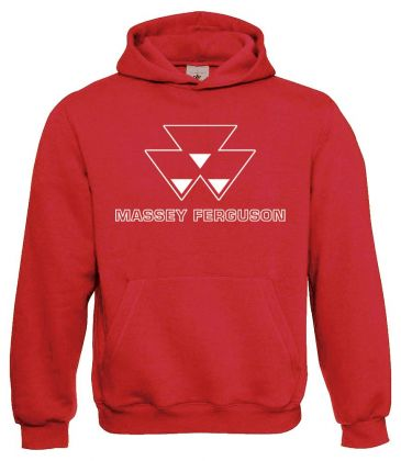 MF sweater zwart hooded