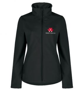 Massey Ferguson dames Soft Shell Dames Jas