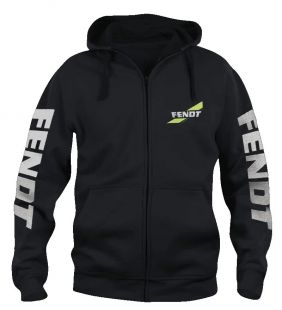 Fendt Zipper Borduur Kids Oud Logo