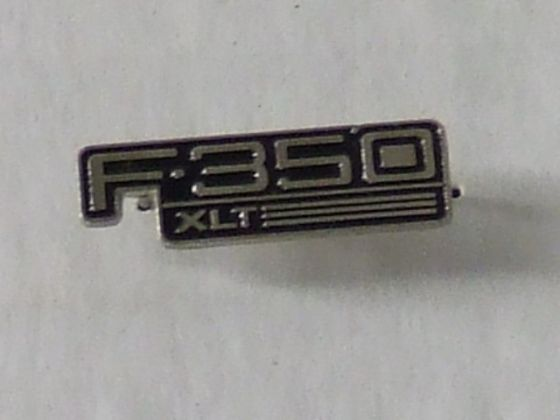 Ford pin F-350