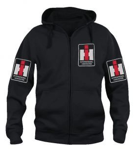 International Harvester. Zipper Borduur Volw