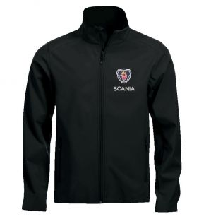 Fendt Soft Shell Dames jas Zwart