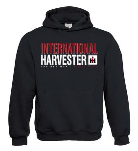 IH Sweater Hooded The Red Way