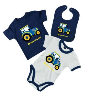 TS Baby New Holland Factory