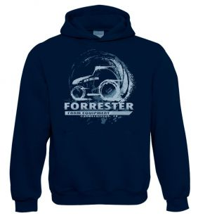 TS Sweater Hooded van New Holland  Forrester - Navy