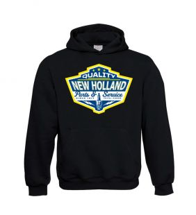 "TS Sweater Hooded met capuchon en thema ""Quality NH"""