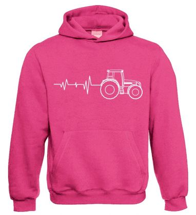 Tractor Pulse pink SWHD