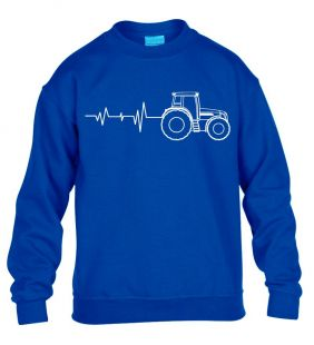 TS Sweater Crew Tractor Pulse   Kids