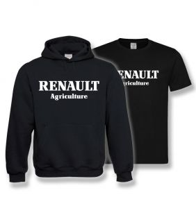 Renault sweater hooded plus T-shirt