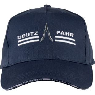 Deutz cap navy basseball with logo