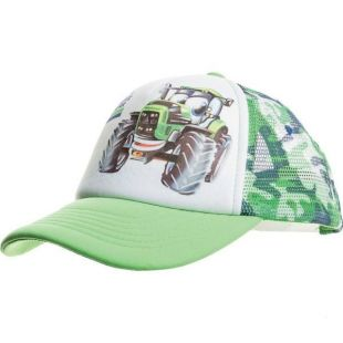 Deutz kids cap green with tractor