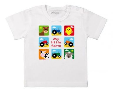 TS My little farm tee