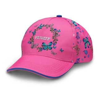 Fendt kids cap butterfly pink