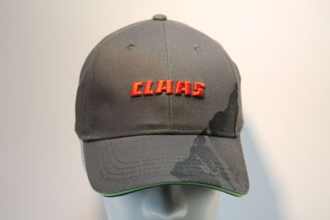 Claas cap tire trac D grey
