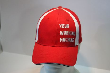 Valtra cap rood Your Workinh Machine