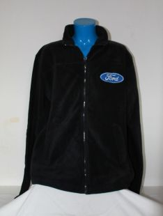 Ford fleece vest